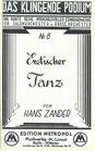 Exotischer Tanz EMB 433