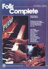 Folk Complete für Klavier Band I EMB 816