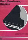 Bach, Beethoven, Bahms Band VI EMB 109