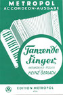 Tanzende Finger EMB 347