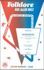 Memories EMB 770 - CHORPARTITUR INKL. PIANO