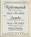 Reitermarsch (Husaren-Attacke) / Jumbo