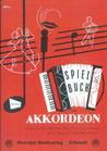 Spielbuch für Akkordeon Band I EMB 328