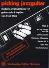 Picking Jazzguitar Band III EMB 827