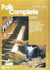 Folk Complete für Klavier Band II EMB 824