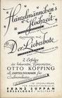 Heinzelmännchen's Hochzeit / Der Liebesbote