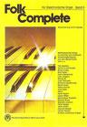 Folk Complete für Orgel Band II EMB 821