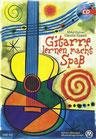Gitarre lernen macht Spass m. CD  EMB 929