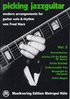 Picking Jazzguitar Band II EMB 796