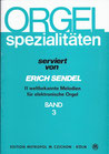 Orgel Spezialitäten Band III EMB 810