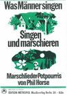 Singen und Marschieren EMB 718 / Was Männer singen EMB 717