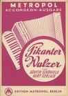 Pikanter Walzer EMB 606