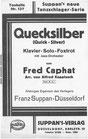 Quecksilber (Quick-Silver)