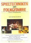 Spieltechniken der Folkgitarre EMB 807