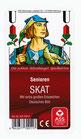 Skat - Senioren, Deutsches Bild (Kunststoffschachtel)