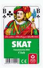 Skat - Französisches Bild (Pappschachtel)