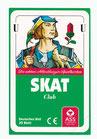 Skat - Deutsches Bild (Pappschachtel) Kornblume