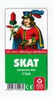 Skat - Sächsisches Bild (Kunststoffschachtel)