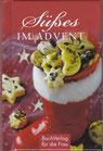 Süßes im Advent - Buch/Minibuch