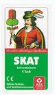 Skat - Schwerdterkarte (Kunststoffschachtel)