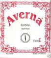Cordes pour violons Averna aluminium à l'unité