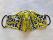 Mundschutzmaske 'Kruger Lime'