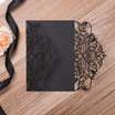 Lasercut Hochzeitskarte #B0179