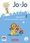 Jojo Sprachbuch 3 AH mit interaktiven Übungen