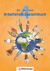 ABC der Tiere 4, Arbeitsheft Sprachbuch