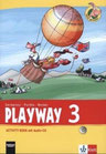 Playway 3, Activity Book mit CD und Software