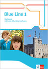 Blue Line 1, Workbook m. Audio-CD und CD-ROM