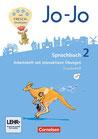 Jo-Jo Sprachbuch 2 - Arbeitsheft