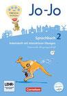 Jo-Jo Arbeitsheft Sprachbuch
