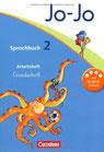 Jo-Jo Sprachbuch 2 Arbeitsheft in Grundschrift