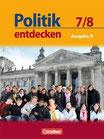 Politik entdecken 7/8