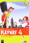 Playway 4, Activity Book