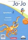 Jo-Jo Sprachbuch 2 Arbeitsheft in Grundschrift m. CD-ROM