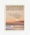DÄNEMARK - Vogelschwarm