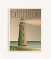 DÄNEMARK -Leuchtturm