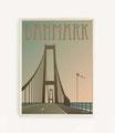 DÄNEMARK - Great Belt Bridge