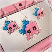 8-bit Cutie! Kawaii Pixel Sprite.