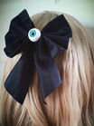 Large Creepy Cute Eye Bow