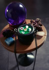 Witches' Cauldron Necklace