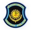 タイ王国 高速道路 交通警察隊 ハイウェイ ポリス ロゴ / エンブレム アジアンステッカー (THAILAND HIGHWAY POLICE Sticker / typeA ) M サイズ  【タイ雑貨 Thailand Sticker】