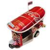 【ハンドメイド】 ミニチュア トゥクトゥク (TUKTUK)模型 / コカ ・コーラ 缶 Coca Cola type 【タイ雑貨 アジアン インテリア アイテム Thailand Item】