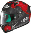 X-802RR CHECA RED