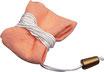 HERCO  cham10s swab : peau de chamois avec petit contrepoids, pour clarinette