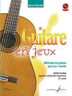 Guitare en Jeux par Nelly Decamp avec CD - Collection Jean Horreaux
