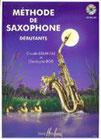 Méthode de saxophone Débutant par Delangle et Bois