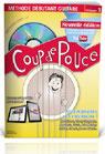 Méthode Coup de Pouce débutant GUITARE volume 1 - Editions You Tube avec CD